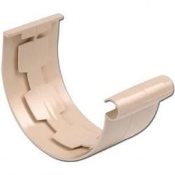 JONCTION GOUTTIERE  PVC 16 A COLLER SABLE (UNITE)