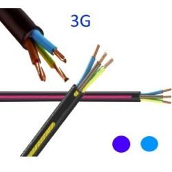 CABLE RIGIDE U1000R02V 3G (AU METRE)