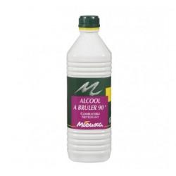 ALCOOL A BRULER 90° (UNITE)