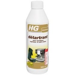 HG DÉTARTRANT POUR MACHINES ESPRESSO- & CAFÉ CRÈME (UNITE)