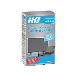 HG NETTOYANT ET PROTECTEUR SÛR POUR ÉCRANS PLASMA, LCD ET TFT (UNITE)