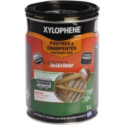 XYLOPHÈNE POUTRE ET CHARPENTE (UNITE)