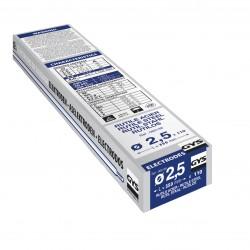 Electrode rutile D48 ø2.5 (à l'unité)