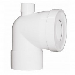 Capacit/é de bobine Blanc R/éservoir dangle pour WC 6-9 l
