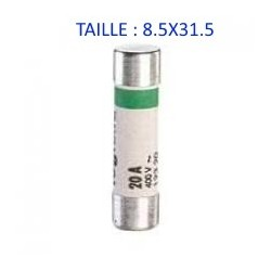 FUSIBLE TAILLE 8.5X31.5