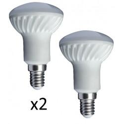 SPOT R50 LED  E14 5 Watts (X2)