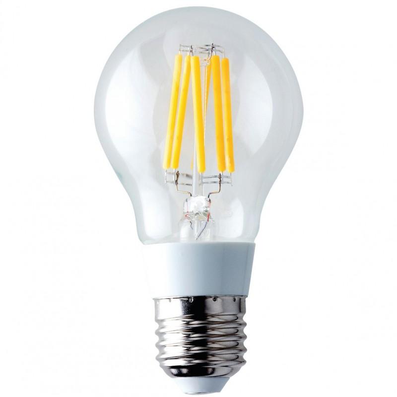 ampoule led filament flamme clair e27 6w unit. Black Bedroom Furniture Sets. Home Design Ideas