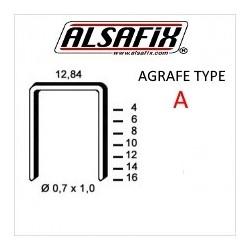 AGRAFES ALSAFIX