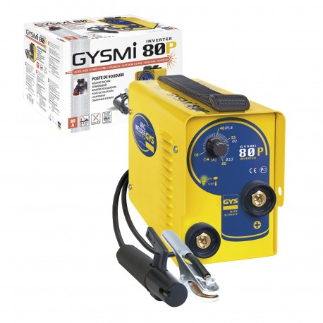 POSTE A SOUDURE GYSMI 80 P
