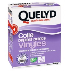 COLLE PAPIERS PEINTS VINYLES 300G (UNITE)