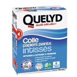 COLLE PAPIERS PEINTS INTISSÉS 300G (UNITE)