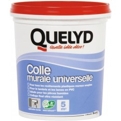 COLLE POUR REVÊTEMENT MURAL SOUPLE 1KG (UNITE)