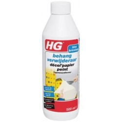 "HG "" DÉCOL'' PAPIER PEINT 500ml (UNITE)"