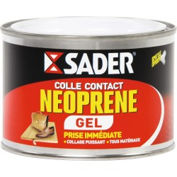 COLLE NÉOPRÈNE CONTACT GEL (UNITE)