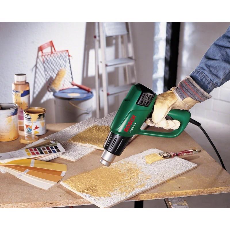decapeur thermique bosch phg600 3 unite bricodetail. Black Bedroom Furniture Sets. Home Design Ideas