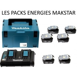 LES PACKS ENERGIES MAKSTAR (UNITE)