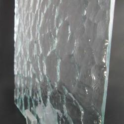 VERRE CATHÉDRALE 4 mm (AU M²)