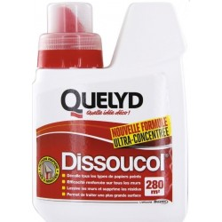 DISSOUCOL LIQUIDE PAPIER PEINT 500ML (UNITE)