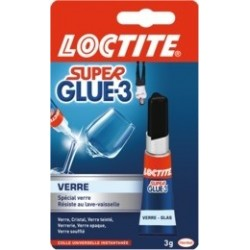COLLE SUPERGLUE SPECIAL VERRE 3G (UNITE)