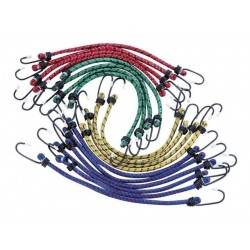 Tendeur élastique Sandow de couleur 1M