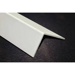 CORNIÈRE PVC CRANTÉE - (3 M)