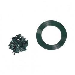 LAMELLES D'OCCULTATION L : 60 Mètres et 100 clips de fixation (kit)