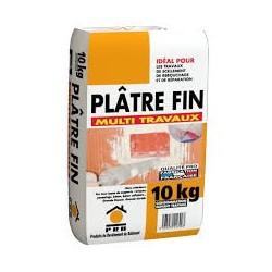 PLATRE FIN DE PARIS (UNITE)