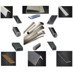 PROFILES ACIER-ALU-PVC