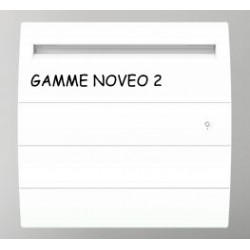 GAMME AIRELEC NOVEO 2 Smart ECOcontrol